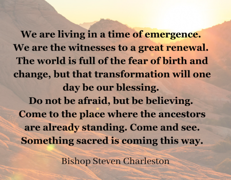 Steven Charleston quote